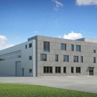Budynek biurowo - przemysłowy w Krakowie