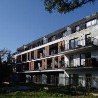 Koncepcja budynku mieszkalnego - Jazowa