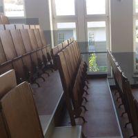 AGH-Przebudowa audytoryjnej sali wykładowej w pawilonie B-4